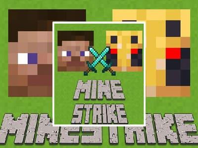 MinestrikeFun.io | Игра выживание Майнстрайк ио