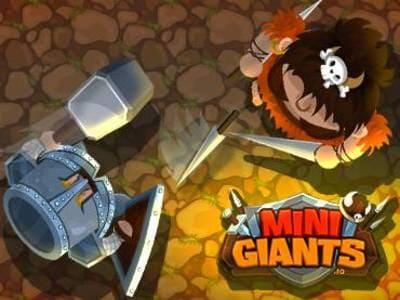 MiniGiants.io | Гладиаторская арена МиниГиантс ио