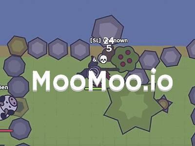 Moomoo io | Игра Муму ио