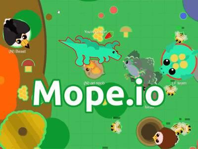 Mope.io | Игра Мопе ио