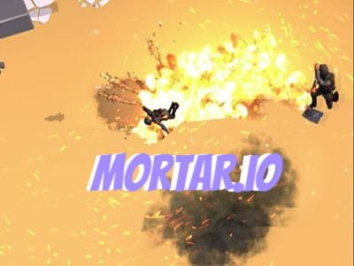 Mortar.io | Стрелялка из миномёта Мортар ио