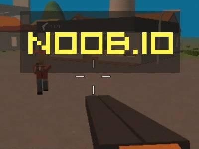 Noob.io | Стрелялка Нуб ио
