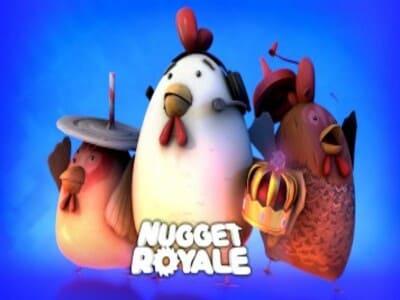 NuggetsRoyale.io |  Игра НаггетсРояль ио