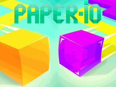Paper.io   Игра Пайпер ио