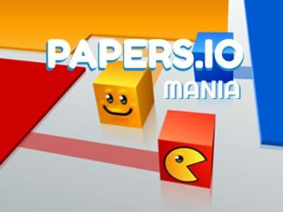 Papers.io   Захват Пайпер Мания ио
