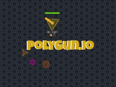 Polygun.io | Танчики Полиган ио