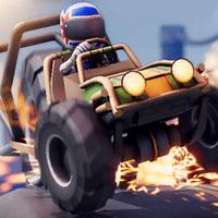 RacingRocket.io | Гонки РейсингРокет ио на багги и тракторах