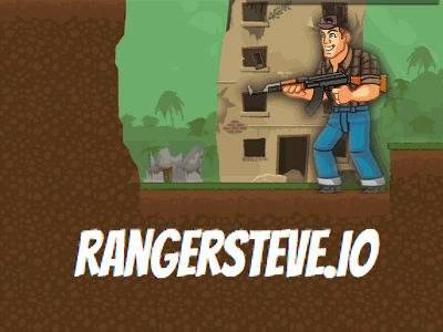 RangerSteve.io | Игра РейнджерСтив ио