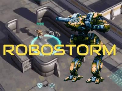 RoboStorm.io | Арена Роботов РобоСторм ио