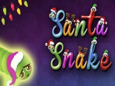 SantaSnake.io | Змейка СантаСнейк ио