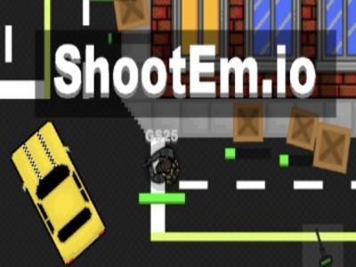 ShootEm.io | Стрелялка Шутем ио