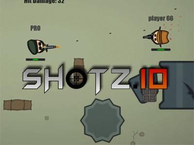Shotz.io | Стрелялка Шотз ио
