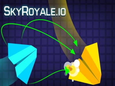 SkyRoyale.io   Война за небо СкайРояль ио