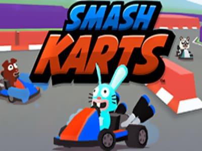 SmashKarts.io   Гоночки на Картинге ио