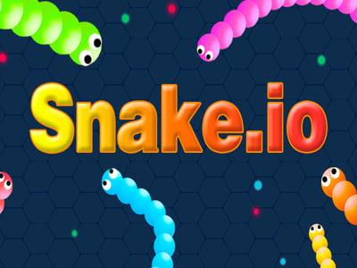 Snake.io   Классная ио змейка Снейк ио