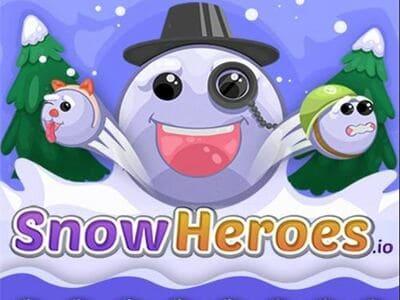 SnowHeroes.io | Игра СноуХироес ио