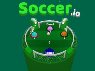 Soccer.io | Круговой футбол Соккер ио