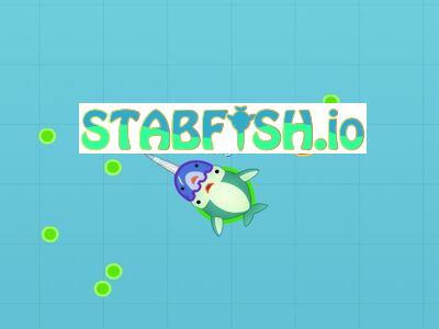 Stabfish.io   Игра в океане Стабфиш ио