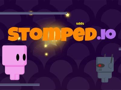 Stomped.io | Игра прыжки Стомпед ио
