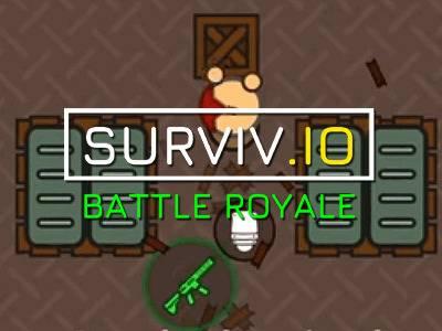 Surviv.io | Игра Сурвив ио  в браузере