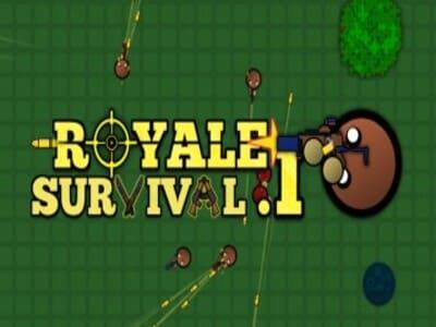 Survival.io | Батл рояль Сурвивал ио