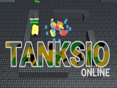 TankOnline.io | Танчики 3D ТанкОнлайн ио