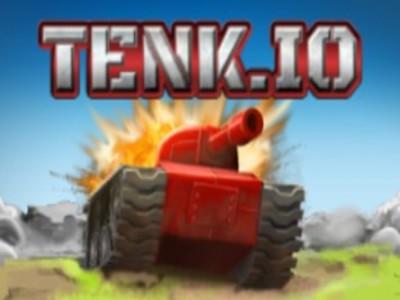 Tenk.io | Арена танчиков Тэнк ио