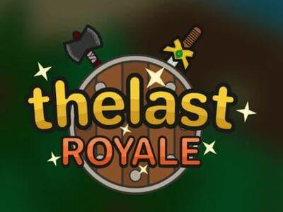 TheLast.io   Игра батл рояль Ласт ио