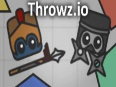 Throwz.io | Игра Тровз ио  в браузере