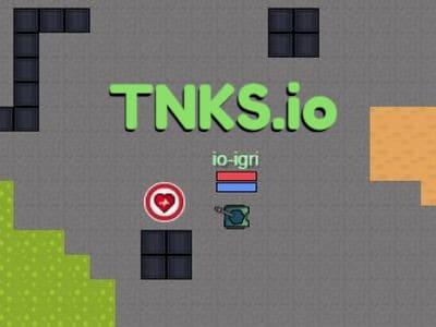 Tnks.io | Танчики Тнкс ио
