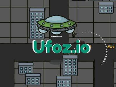 Ufoz.io | Атака НЛО Уфоз ио
