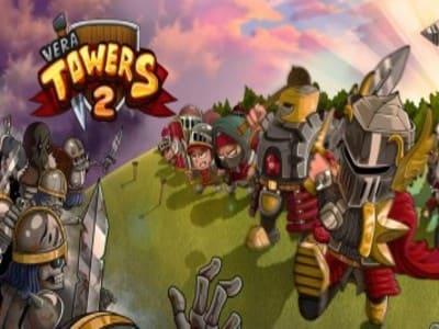 VeraTowers2.io | Игра защита замка ВераТауэрс2 ио