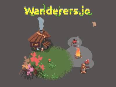 Wanderers.io | Время племени Вандерерс ио