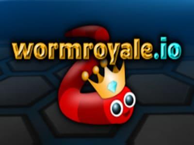 Wormroyale.io | Змейки батл рояль Вормрояль ио