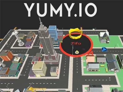 Yumy.io | Черная дыра Юми ио