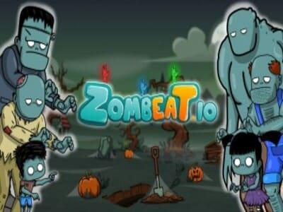 Zombeat.io | Игра Зомбит ио
