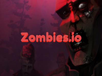 Zombies.io | Стрелялка Зомбиес ио