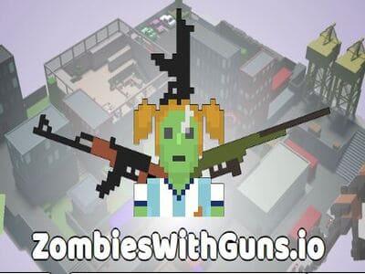 Zombieswithguns.io | Игра про зомби ЗомбиВифГанс ио
