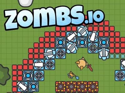Zombs.io | Нашествие зомби Зомбс ио